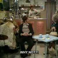 Nem volt elég a SPAM a Monty Python jelenetében