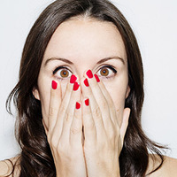 Vigyázz, mit kensz az arcodra!