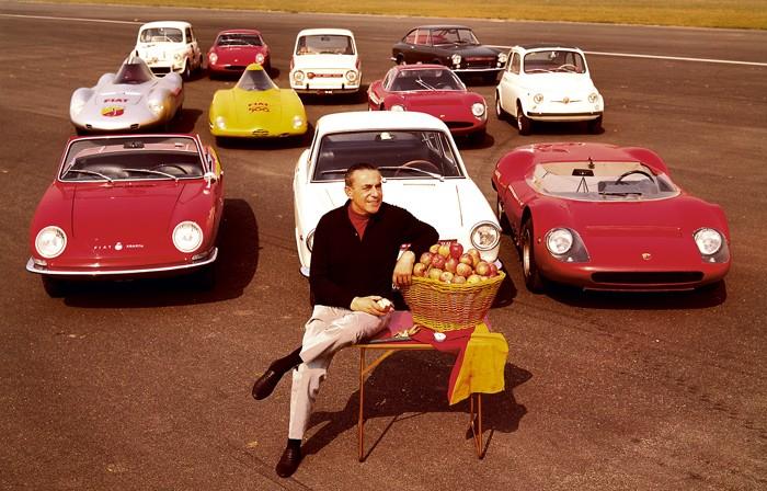 Fiat Abarth autók Carlo Abarth