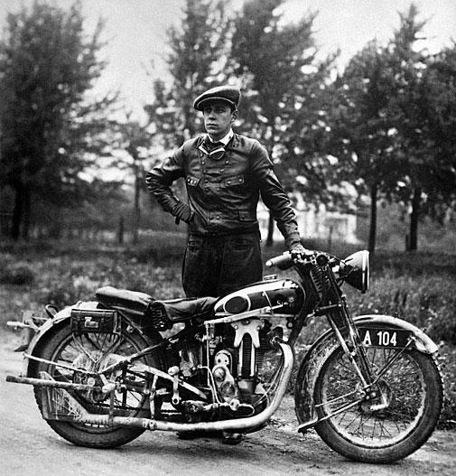 Karl Abarth motorversenyző