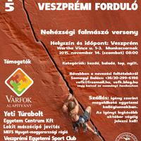 Universitas Falmászó Kupa 2015 Veszprémi Forduló
