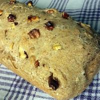 Diós-lenmagos toast kenyér