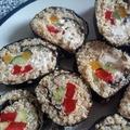 Sushi quinoaval
