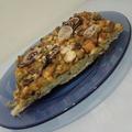 Vegán Pizza (kenyértésztával)