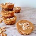 Mogyoróvajas muffin nyers-vegán
