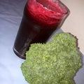 Brokkoli-cékla zöldturmix