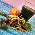 Zöld turmix salátalevelekből
