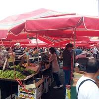 Zágráb piacán jártunk. Íme, Dolac: