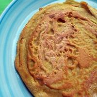 Hamis omlett (vegán)
