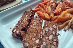 Babos quinoa fasírt (gluténmentes, vegán)