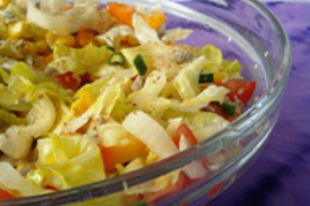 Júniusi saláta