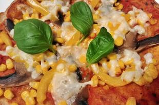 Az én vegán pizzám