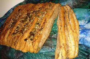 Harmonika kenyér