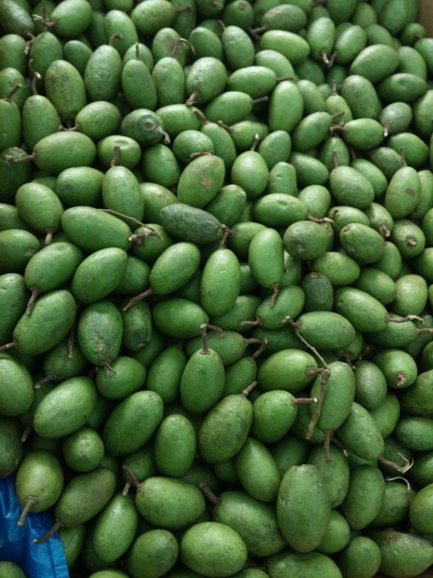 Valószínűnek tartom, hogy nagyobb olívabogyók vannak a képen.