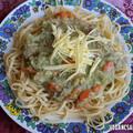Sárgarépás-brokkolis tészta
