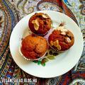 Datolyás-csokis vegán muffin