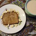 Kesudiós-banános bundás kenyér