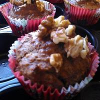 Első vegán sütim: Vegán muffin