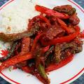 Chilis-paradicsomos kínai szejtán