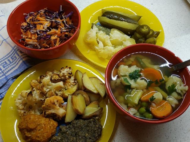 Vegán világnapi vacsorák