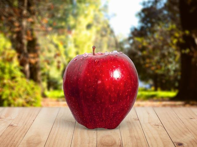 Naponta egy alma...