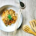 Vegán pad thai - Ázsia a konyhánkban