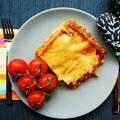 Vegán recept nem bánt, lapátold a lasagne-át!