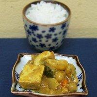 kesudiós kókusz curry