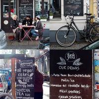 Egy vegetáriánus Berlinben