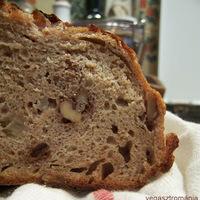 hagymás-diós kenyér