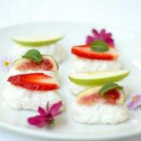gyümölcs szusi - fruit sushi