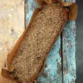 mogyorós lenmaglisztes kenyér (gluténmentes)