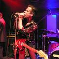 Ünnepi Gallon Drunk-koncert Budapesten