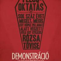 Október 27 - DEMONSTRÁCIÓ