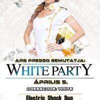 Ars Presso - White Party