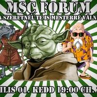 MSc Fórum 2014