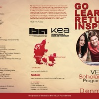 VELUX Scholarship Programme- Dániai Ösztöndíj Lehetőség