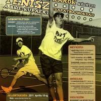 BME karok közti teniszbajnokság