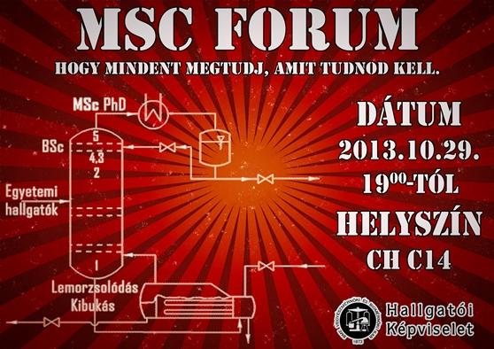 Msc forum 2013.jpg