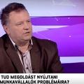 Kordás László: A szakszervezeteknek nem dolga politikai pártok támogatása