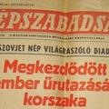 Baloldali sajtó: csapás csapás után