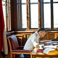 Orbán Viktor őszödi beszéde is lehetne
