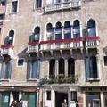 A velencei házak egyike