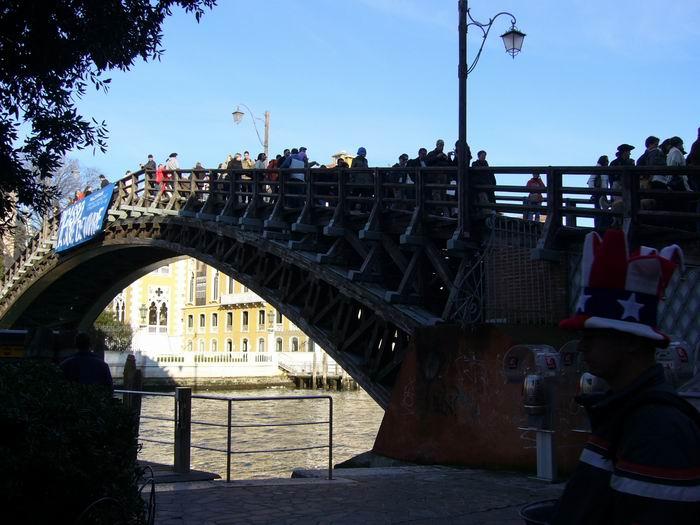 Akadémiai híd - Ponte dell'Accademia