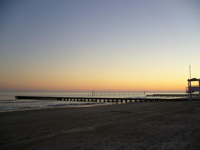 Jesolo tengerpartja