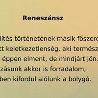 Reneszánsz