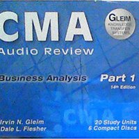 ;TXT; CMA Audio Review (Part 1) Business Analysis (14th Edition). Disfruta saddler medio contiene mPack