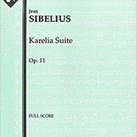 _DJVU_ Karelia Suite, Op.11: Full Score [A2046]. start Starter Hotel gumagala includes