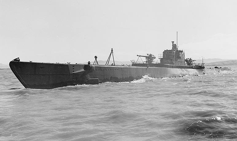 SS-168 Nautilus