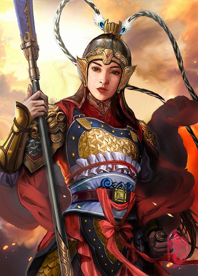 Pingyang hercegnő - Mulan utódja, aki tábornokká vált